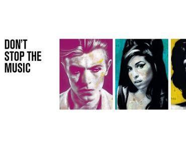 """LUMAS Eventreihe """"Don't stop the Music"""" in Berlin, Stuttgart, München und Frankfurt"""