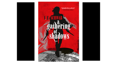Rezension: A Gathering of Shadows