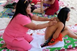 Geisitges Joga – Philippinische Massagen