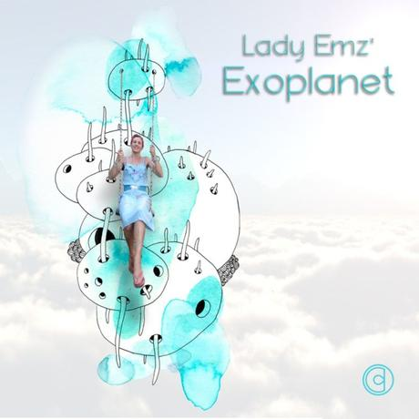 Happy Releaseday: Lady Emz – Exoplanet // full Album stream