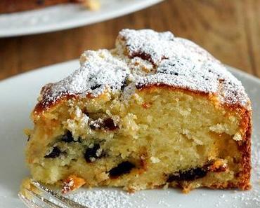 Ricotta-Kirsch-Kuchen
