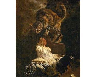 Die Katze und der Hahn | Absicht und Vorsatz | Fabel von Aesop