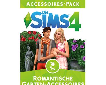 Die Sims 4 - Romantische Garten-Accessoires