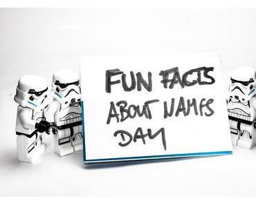 Wissenswertes-über-Namen-Tag – der amerikanische Fun Facts About Names Day