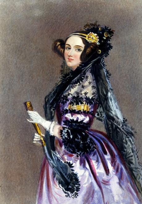 Ada Lovelace, erste Programmiererin