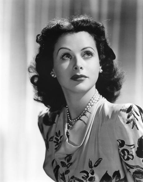 Hedy Lamarr, die Erfinderin und Schauspielerin