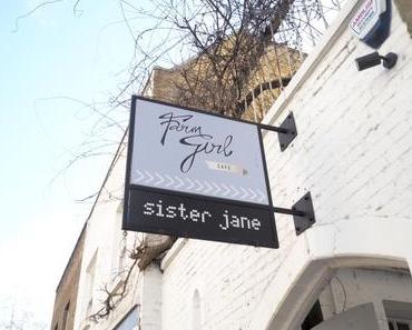 LONDON – FARM GIRL CAFÉ.