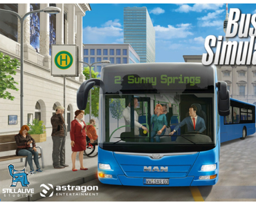Bus Simulator 16 im Test / Review