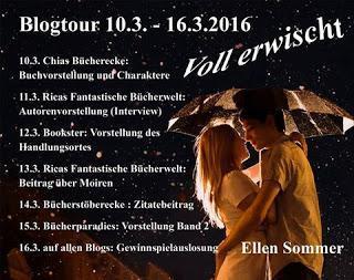 Blogtour Voll erwischt von Ellen Sommer