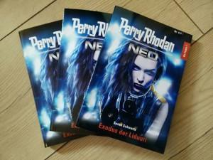 Perry Rhodan NEO 117: Zeitreisen, Geheimnisse und Intrigen