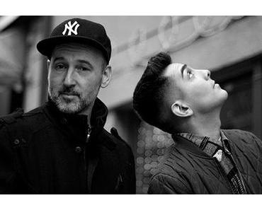Happy Releaseday: DJ Friction & Bobby Sayyar – Hier Um Zu Bleiben