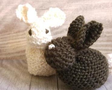 DIY Stricken für den Osterhasen!