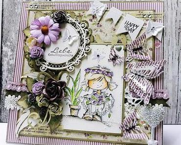 Liebe Geburtstagswünsche | Happy Birthday Card for my Mum