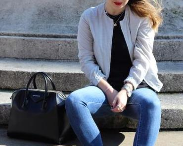 OUTFIT – BOMBER JACKET.