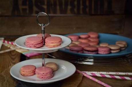 rosa macarons f r einsteiger mit zweierlei schokof llung buchvorstellung. Black Bedroom Furniture Sets. Home Design Ideas