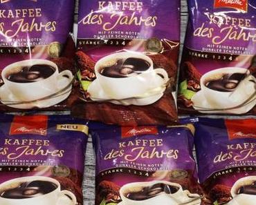 Melitta® Kaffee des Jahres 2016 ~ vollmundig & super schokoladig