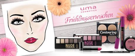 """SPRING ESSENTIALS""  von Uma Cosmetics"