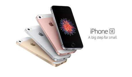 iPhone SE Apple Keynote 2016