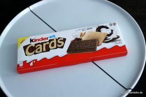 Unser Geheimtipp: Ferrero Kinder Cards
