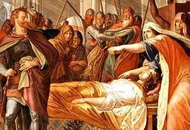 Nibelungen Sage 14/28 | Wie Siegfried beklagt und begraben wurde