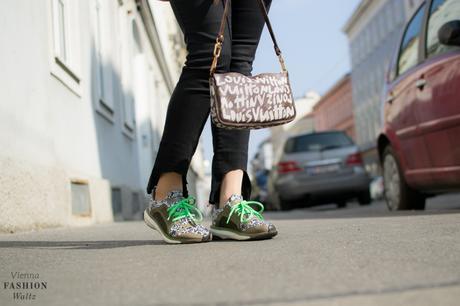 Sneakers Amp Denim Vokuhila Jeans DIY