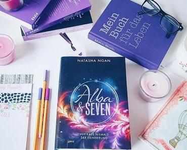 Alba & Seven >> Vertraue niemals der Erinnerung << von Natasha Ngan