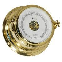 Vorgestellt: Das hoch präzise Schatz 1881 Midi 155 Barometer Messing auf Balticproducts.eu