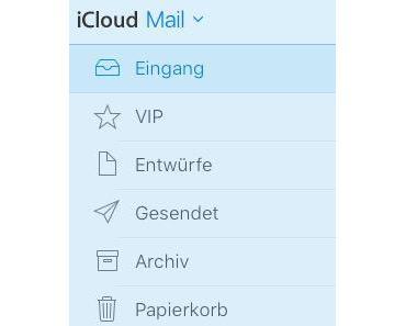 Apple E-Mail-Aliasse unter El Capitan nutzen
