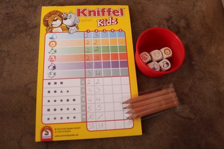Kids Kniffel
