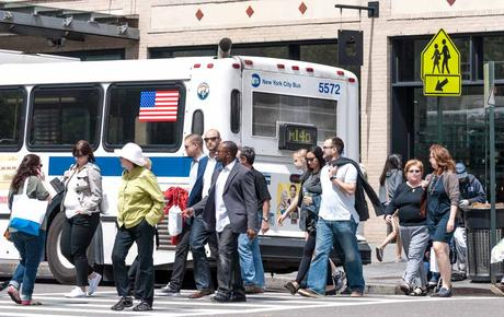 Kuriose Feiertage 1.April 2016 Geh-zu Fuß-zur-Arbeit-Tag – der amerikanische National Walk to Work Day (c) 2016 Sven Giese-1