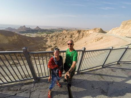 Al Ain Jebel Hafeet Mountain