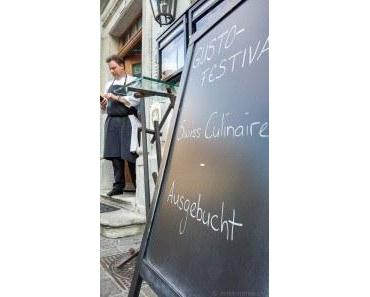 Schweizer Fleisch für Argentinier am Gustofestival von Swiss Culinaire