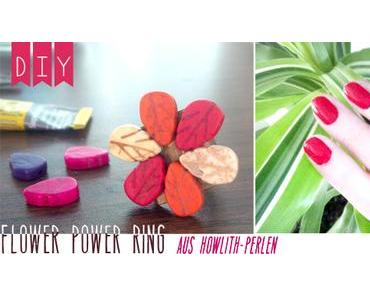 DIY flower-power Ring