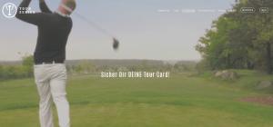 TOUR SERIES – vergleiche Dich mit anderen Golfern