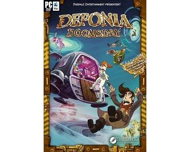 Game Review: Deponia Doomsday