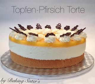 Ein perfekter Sonntag - Sonne, Grillen & eine Topfen-Pfirsich Torte