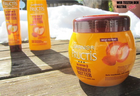 GARNIER Fructis Oil Repair 3 Wunder Butter