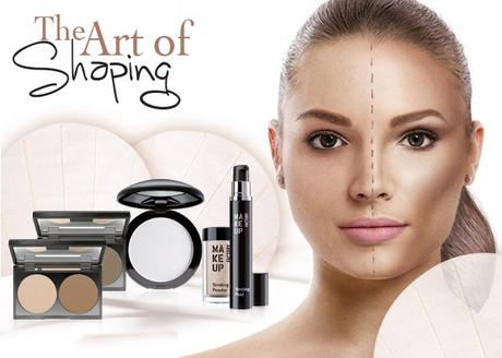 Makeup Factory The Art of Shaping Kollektion