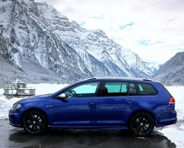 VW Golf R Variant: Lärmverschmutzung
