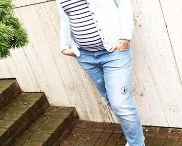 Sags mit Jeans: ein simples Outfit zum verlieben …