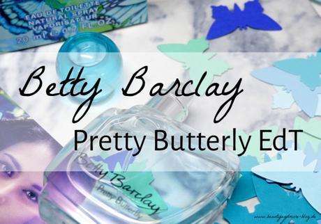 Betty Barclay Pretty Butterly EdT - Review