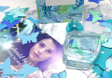 Betty Barclay Pretty Butterly EdT - Review - Natural Spray