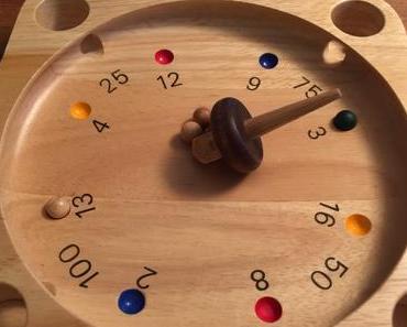 Holzroulette: Altes Spiel neu ausgegraben