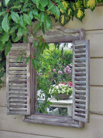 Spiegelfenster