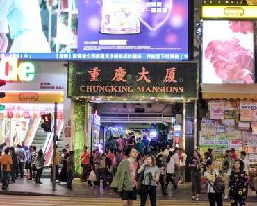 Hong Kong -Guesthouse Asia Inn- 3 Nächte im Schuhkarton