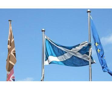 Schottisches Kopfschütteln und klammheimliche Freude über die englischen EU-Feinde