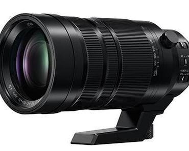 Super Tele: Panasonic/Leica Vario-Elmar 100–400mm