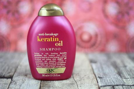 ogx anti breakage keratin oil shampoo conditioner oil bei. Black Bedroom Furniture Sets. Home Design Ideas
