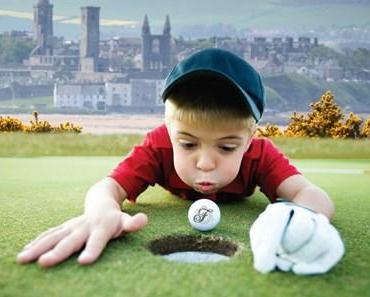 Golfsport und seine Jugend!