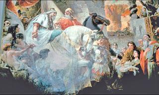 Nibelungen Sage 17/28 | Wie Kriemhild ins Hunnenland fuhr